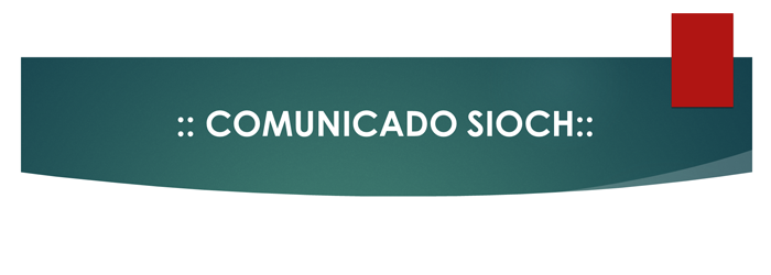 20191120_Comunicado_SIOCH--